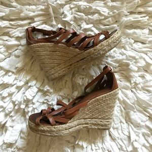 Authentic Coach Wedges